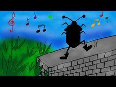 Kinderlieder deutsch - Auf der Mauer auf der Lauer sitzt ne kleine Wanze - YouTube