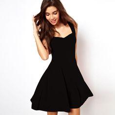 tween girls black dress - Google Search