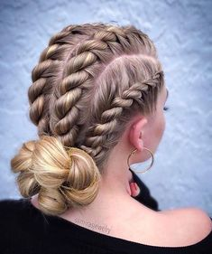71 most popular ideas for blonde ombre hair color - Hairstyles Trends Elegant Hairstyles, Braided Hairstyles, Cool Hairstyles, Hairstyle Braid, Black Hairstyles, Hairstyle Ideas, Hair Inspo, Hair Inspiration, Wedding Braids