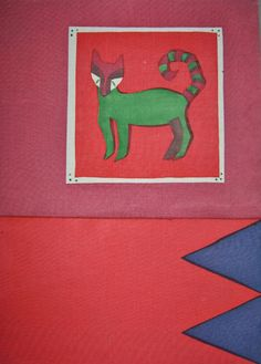 Screen printing on fabric http://kaksneljaseitteman.blogspot.fi/