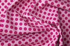 Riley Blake Little Matryoshka Punkte Polka Dots Tupfen Baumwoll Patchwork Stoff