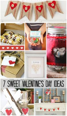 Valentine Ideas from 7 bloggers http://mysoulfulhome.com/valentine-ideas-from-7-bloggers/ via bHome https://bhome.us