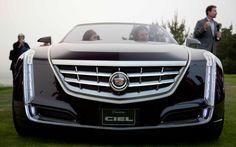Cadillac-Ciel-Concept-Grille Photo