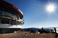 Cerro Otto - Confiteria Giratoria - Excursiones Bariloche.Org