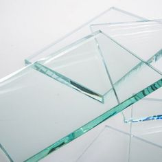 Looking to buy custom cut glass online? Style your home in a unique and beautiful way with the multi use Cut to Size Glass. Visit Glassupply, where you can buy custom cut glass at very cost effective price range. Material Board, Glass Material, Cut Glass, Clear Glass, Showroom Interior Design, Glass Photography, Cool Tree Houses, Glass Railing, Crystals