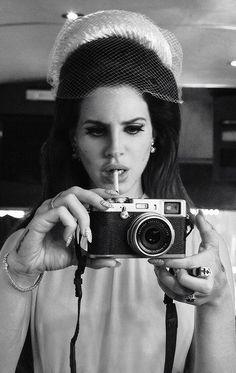 Lana Del Rey (pour la photo essentiellement)