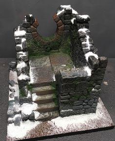"""Stairway to Nowhere"" - Hirst Arts"