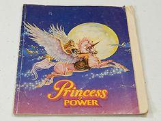 The Story of She-Ra Princess of Power Mini-Comic Barbie Magazine 1985 POP MOTU