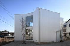 Casa en Kashiwa / Yamazaki Kentaro Design Workshop (Masuo, Kashiwa, Chiba, Japón) #architecture