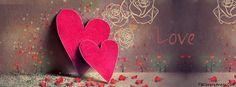 Heart Facebook Cover