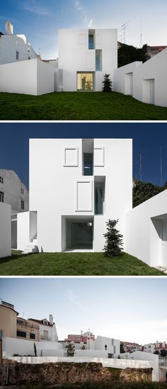 Exceptional Binh House   Modern Residential Architecture Styles Of House For Trees |  Modern Residential Architecture, Residential Architect And Contemporary ...