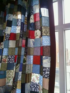 Iu0027ve Already Made A Patchwork Shower Curtain, But