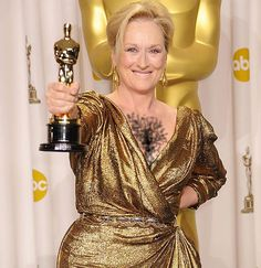 I couldn't resist. Sorry Meryl!