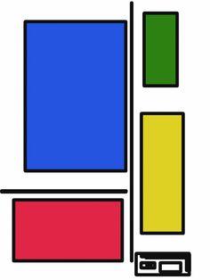 Alan Jenkins  iPad Art 2013 .Piet construct. boyojenkins@icloud.com