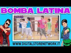Bomba latina| Joey&Rina | Balli di gruppo 2014 Line Dance