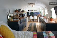 Charming Remodeled Airstream in Austin                                                                                                                                                                                 More