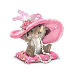 Hats off to a Cure breast cancer collection