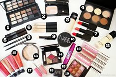 @styleitonline rounds up her fave 2014 beauty products and we spy our On the Edge Liquid Liner and Touch and Glow!