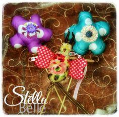 Lollipop bytjie en blommetjie
