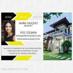 Postcard Marketing | Real Estate | Pinterest