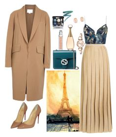 """""""Soft"""" by butterflies16 on Polyvore featuring moda, Zimmermann, Missoni, Alexander Wang, Christian Louboutin, Gucci, DKNY, Kenneth Jay Lane, Christian Dior ve Manic Panic"""