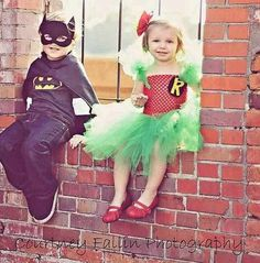 ROBIN tutu costume size12 mo5T by BootScootNBoutique on Etsy, $38.50