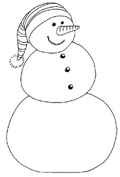 christmas coloring sheets | Christmas Coloring Pages For Preschoolers