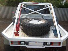 *Official* Toyota Flatbed Thread - Page 8 - : and Off-Road Forum Toyota Pickup 4x4, Toyota Trucks, 4x4 Trucks, Custom Trucks, Flat Deck Ideas, Custom Ute Trays, Flatbed Truck Beds, Ranger 4x4, Welding Trucks