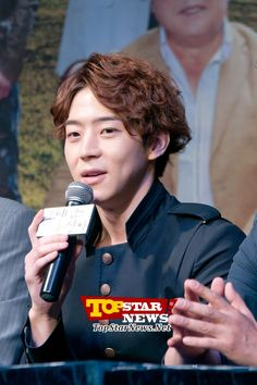 박유환(Park Yu Hwan), '연하보다는 연상이 더 편해' …MBC 그대 없인 못살아 제작발표회 현장 [K-STAR PHOTO]