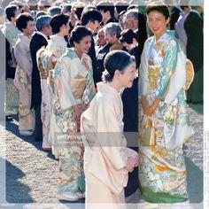 Contemporary History, The Empress, Kimono Fashion, Emperor, Old And New, My Eyes, Royalty, Saree, Japanese