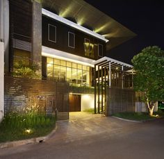 Nelson House - TWS & Partners, Indonesia
