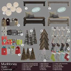 Mudhoney -  Rustic Christmas