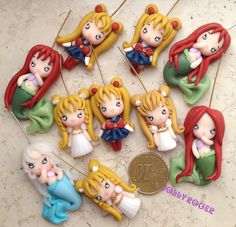 Mini charms mix by Mameah on DeviantArt