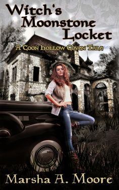 Tome Tender: Witch's Moonstone Locket by Marsha A. Moore (Coon ...