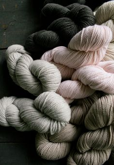 New! Purl Soho's WorstedTwist - Purl Soho - Knitting Crochet Sewing Embroidery Crafts Patterns and Ideas!