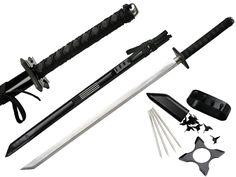 Hidden Self Defense Weapons | Ninja Sword with Hidden Weapons