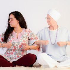 Group Solidarity Meditation Kundalini Yoga, Unity, Floral Tops, Meditation, Bring It On, Ruffle Blouse, Group, Lifestyle, Pose