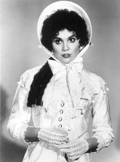 Linda Ronstadt as Mabel in The Pirates of Penzance