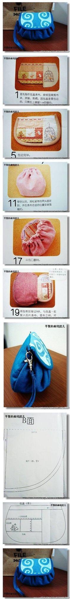 DIY Cute Handbag Pattern DIY Projects