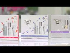 Yon-Ka 21-Tage-Beautykits. Hydration-Kit und Vitality-Kit sind deutschlandweit erhältlich über www.youthful-institut.de/shop/ Drei Gratisproben bei jeder Bestellung