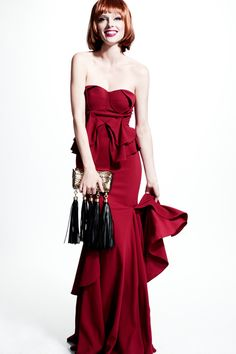 ZAC Zac Posen Resort 2014