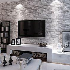 Barato Modern 3D papel de parede de tijolos PVC impermeável rolo papel de parede de tijolo 3D papel de parede Mural 3D papel de parede quarto corredor, Compro Qualidade Papéis de parede diretamente de fornecedores da China: Detalhes do produto Nota: 1 ) Se você um Brasil comprador
