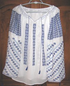 Romanian blouses - Long sleeved - GreatBlouses.com