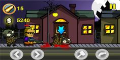 Zombie Village Windows Phone is a fun zombie game that you can not miss.