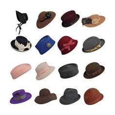 Hats and Caps - Village Hat Shop - Best Selection Online 1ccf9a0e59b
