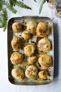 Donal Skehan | Parmesan Roast Potatoes