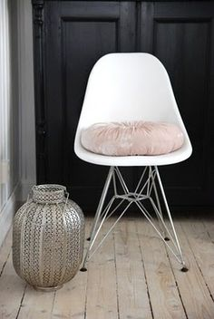 neutral with my favorite blush tone & silver   # Pinterest++ for iPad #