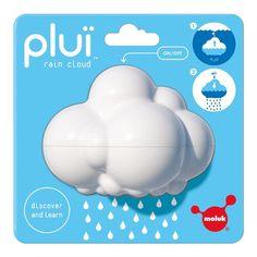 STEM bath toys: Pluï Rain Cloud from Moluk   Amazon