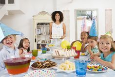 Inexpensive Party Games for Kids