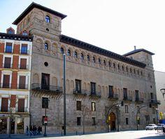Palacio de los condes de Morata - Zaragoza